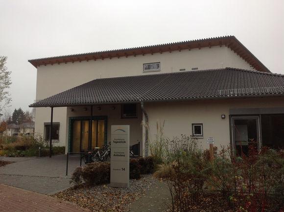 Bild: Neubau Sozialpsychiatrisches Zentrum in Dannenberg